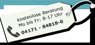 Telefon: 0 41 71 - 84 81 80