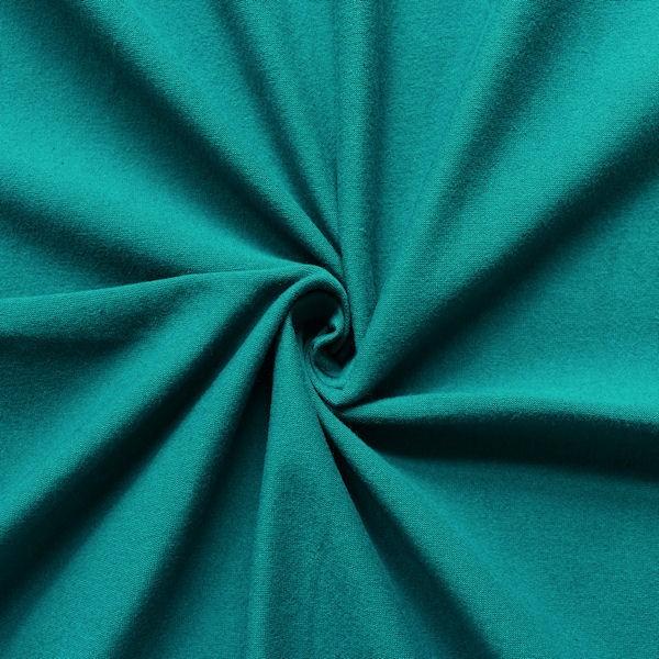 weicher baumwoll stretch jersey stoff basic150cm breit meterware diverse farben ebay. Black Bedroom Furniture Sets. Home Design Ideas