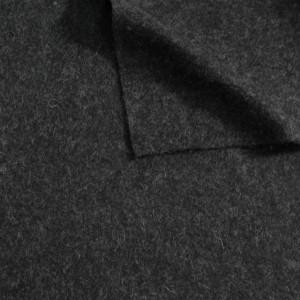 weicher edler wollfilz stoff dunkel grau breite 140cm meterware k lteschutz neu ebay. Black Bedroom Furniture Sets. Home Design Ideas